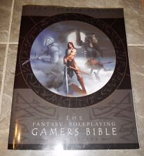 The Fantasy Rolplaying Gamer's Bible 2nd Edition Sean Patrick Fannon