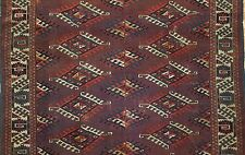 Tremendous Turkoman - 1930s Antique Persian Rug - Yamout Carpet 6 x 8.5 ft.