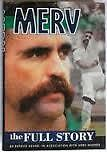 Merv - the Full Story by Hughes Mery (Hardback, 1997) FREE DELIVERY TO AUS