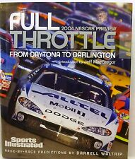 Full Throttle-2004 Nascar Preview-From Daytona to Darlington &2003 Season Review