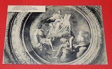 CPA CARTE POSTALE 1910-1920 RENNES PALAIS JUSTICE PLAFOND TABLE DE LA LOI BREIZH
