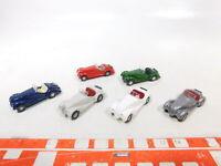 CA456-0,5# 6x Wiking 1:87/H0 Oldtimer-/Auto-/Automobil-Modell BMW 328, NEUW