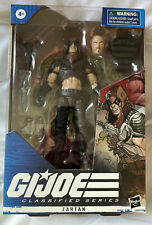 Hasbro GI Joe Classified Series Cobra Zartan 6 inch Action Figure In Hand New