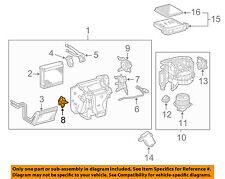 TOYOTA OEM Evaporator Heater-Servo 8710635170