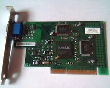 AGP card Matrox 790-01 Rev A MK00170 G100A/4/HP 103.05 MGI 5064-6048 VGA