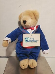 Fuzzy Vanderbear Holiday Collection
