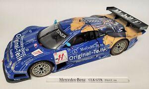 Autoart 1:12 Scale 1998 Mercedes-Benz CLK GTR, Original Teile, Extremely Rare