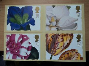 1997 GB PHQ Greetings - Flowers No. GS5