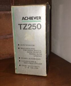 Achiever TZ 250 Multi Dedicated Flash.