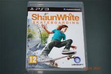 Shaun White Skateboarding PS3 PLAYSTATION 3