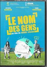 DVD ZONE 2--LE NOM DES GENS--LECLERC/GAMBLIN/FORESTIER--NEUF