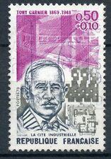 STAMP / TIMBRE FRANCE OBLITERE N° 1769 TONY GARNIER