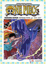One Piece: Season Seven - Voyage Five (DVD, 2016, 2-Disc Set)
