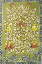 "Tree of Life Rare Home Decor Tribal Handmade Kalamkari Painting- 26""x18"" (50)"