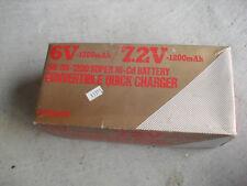 RC Accessory Kyosho Quick Charger 6V 1200 mAH 2207 NIB