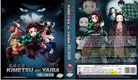 Demon Slayer: Kimetsu no Yaiba (VOL.1 - 26 End) ~ All Region ~ English Version ~