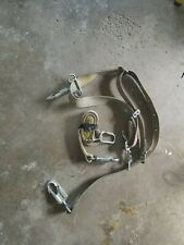 Jelco Lineman Belt and safety.