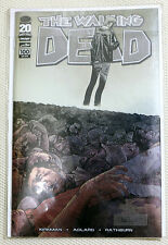 The Walking Dead #100 First Appearance of Negan and Death of Glenn Rare! Cover L