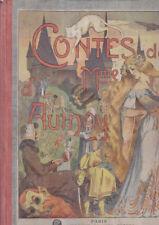 C1 CONTES de Mme D AULNOY Garnier ILLUSTRE BRETON STAAL FERDINANDUS Grand Format