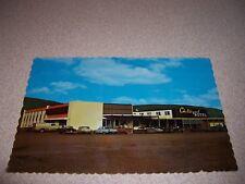 1960s Hotel Chetwynd Ltd. British Columbia Bc. Canada Vtg Postcard