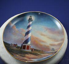 Cape Hatteras Lighthouse~Buxton, N.Carolina Lighthouses Of America Danbury Mint