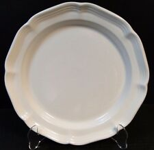 """Mikasa French Countryside Dinner Plate 10 7/8"""" White F9000 EXCELLENT!"""