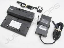 Dell Latitude E7270 E7470 Simple E-Port Replicator Docking Station + 130W PSU