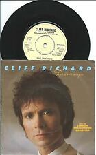 "Cliff Richard:True love ways/Galadriel:7"" Vinyl Single:UK Hit"
