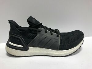 Adidas Ultra Boost 19 Mens Running Shoes Black G54009 US11 M