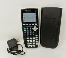 TEXAS INSTRUMENTS TI-84 PLUS C SILVER EDITION GRAPHING CALCULATOR Cover charger