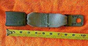 1999 Ford Super Duty F250 Rear Seat Belt Buckle Grey