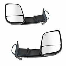 For 02-08 Dodge Ram 1500/03-09 Ram 2500 3500 Tow Mirror Turn Signal Puddle Light