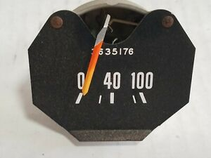 72-80 Dodge Truck Oil Pressure Gauge Ramcharger 100 150 250 350 Pickup 1972-1980