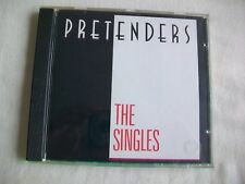 PRETENDERS - THE SINGLES - 16 TRACK CD - 1987 - GREAT CONDITION