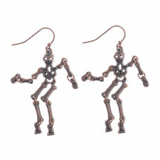 Cool Alloy Earrings For Lady Dw-Eh-Hqe536 Retro Style Fashion Bohemia Punk Skull