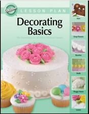 Wilton Decorating Basics Cake Decorating Booklet