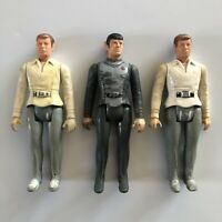 Star Trek The Motion Picture Figures - Spock, Bones, McCoy - Three Figures