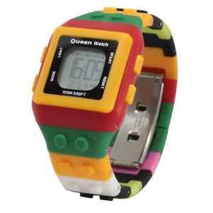 Fashion Watch QUEEN WATCH Multicolour Beach Unisex - WA042