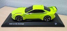 BMW 3.0 CSL Hommage hellgrün 1 18 NOREV Dealer Collection