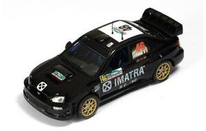 1/43 Subaru Impreza WRX IMATRA  Rally New Zealand 2006 #46  V.Rossi