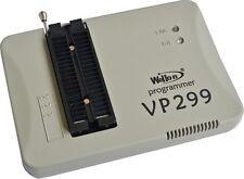 Wellon VP299 VP-299 EEprom Flash MCU Programmer USB