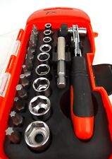 Schraubendreher- Bitset 23-tlg Heimwerker Werkzeug Schraubenzieher Handwerkzeug