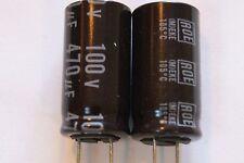 6pcs  electrolytic 470uF 100V LL industrial for audio 105C EKE00JS347L00 ROE