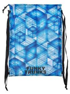 Funky Trunks Mesh Gear Bag - Galactica