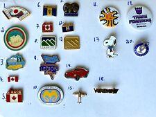 18 Pin Badges Bundle