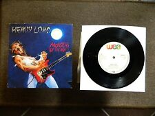 Heavy Load monsters of the night / i am alive 7'' nwobhm style single