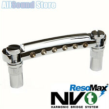 Graph Tech PS-8893-C0 - ResoMax NVT Tailpiece 6mm - CHROME for Gibson Epiphone