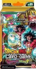 Dragon Ball Super TCG CCG THE CRIMSON SAIYAN Starter Promo Dash Ship Today