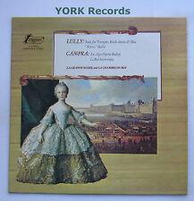 TV-S 34376 - LULY / CAMPRA - Various Works LA GRANDE ECURIE - Ex Con LP Record