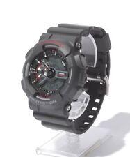 CASIO G-SHOCK GA-110-1AJF Black Men's Watch New in Box